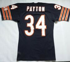 Vintage Rare Walter Payton Chicago Bears Wilson Jersey Size 42