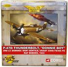 Corgi Flying Mule US33820 P-47 Thunderbolt Donnie Boy Dominic Gentile - 635/750