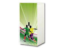 Fußball Möbelsticker Aufkleber passend für Schrank STUVA von IKEA - SC05