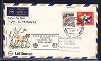 50448) Berlin, Zul. zu LH FF Frankfurt - Jeddah Arab 7.5.69, SoU MiF