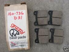 Disc Brake pads 1967 1968 1969 1970 Opel GT & Kaydett