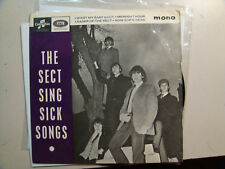 """DOWNLINERS SECT:Sect Sing Sick Songs-U.K. 7""""1965 Columbia- E.M.I. Records EP PCV"""