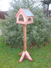 SLATE ROOF Country Cottage Bird Table. Ideal for Christmas as a gift!