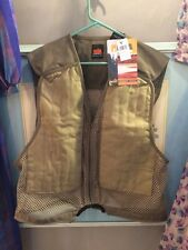 New NWT NRA Convertible Shooting Vest Sz L