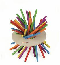 Janod GAME OF SKILL - CRAZY STICKS Wooden Toy BN