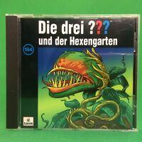 Die drei ??? und der Hexengarten Folge 165 Hörspiel  CD #1#522