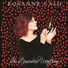 CASH ROSANNE - She Remembers Everything, 1 Audio-CD