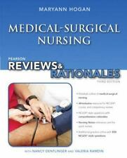 Hogan, Pearson Reviews and Rationales: Pearson Reviews and Rationales : Medical…