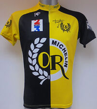 Michelin Trophee D'Or cycle cycling shirt jersey taille 4: tour de poitrine 42""