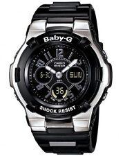 Casio Baby-G * BGA110-1B2 Chaton Slim Marine Gloss Black MOM17 COD PayPal