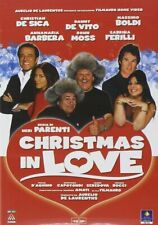 CHRISTMAS IN LOVE  DVD COMICO-COMMEDIA