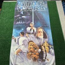 Star Wars Beach Towel 50x26