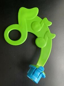 Baby Einstein Symphony Jumper Green Hanging Toy Attachment Replacement Part