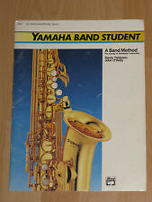 SANDY FELDSTEIN YAMAHA BAND STUDENT B-FLAT TENOR SAXOPHONE  BOOK 2 A BAND METHOD