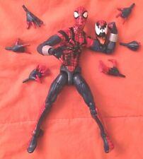 Marvel Legends SYMBIOTE SPIDER-MAN Edge of Spider-Verse Loose Ben Reilly Venom