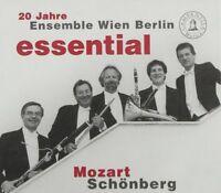 ENSEMBLE WIEN BERLIN - ESSENTIAL  CD NEW MOZART/SCHÖNBERG