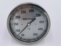 Brand new REOTEMP THERMOMETER 50/500F 60335A