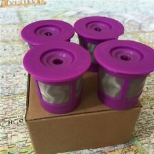4 Quality Reusable K Cups For Keriug 2.0 And 1.0