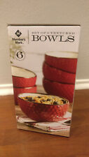 Member's Mark Set of 6 Textured Stoneware Bowls