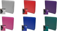 BCW Gaming Card Z-Folio Zippered LX  Album with 12 Pocket Pages bulk discounts!