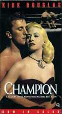 Champion [VHS] in Color