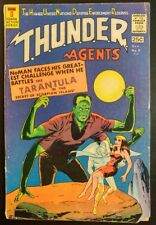 Thunder Agents #9 (1966 TOWER Comics) ~ GD Book