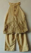Bien habillé Wolf haut tunique et pantalon ensemble 12 mois 80 cm