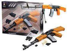 LEGO® Compatible Buildable AK 47  Rifle, 617 piece brick set …