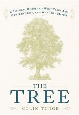 The Tree : A Natural History of What Trees Are, How They Live, and Why They...
