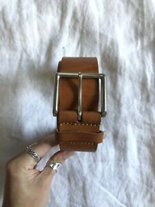 Country Road brown leather belt