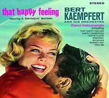 Bert Kaempfert - That Happy Feeling / Lights Out Sweet Dreams [New CD] Ltd Ed, R