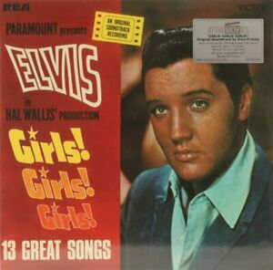 Girls! Girls! Girls!  Elvis Presley Vinyl Record