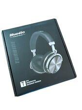 Bluedio T4 Turbine Active Noise Cancelling Bluetooth Headphones **Ex Display**