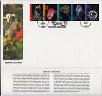 2000 Deep Sea Creatures Sc 3443a First Day Cover Fleetwood