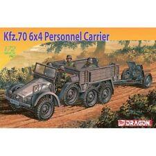 Dragon - D7377 Maquette Kfz70 6x4 et Pak 36 Echelle 1 72