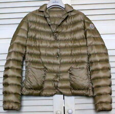 Authentic Moncler LISETTE Down Quilted Jacket with CERTILOGO CODE