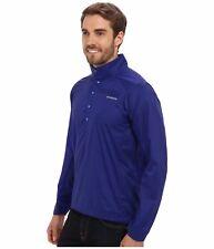 Patagonia Houdini Pullover Jacket, Sz Mens S, Blue, NWT