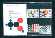 GB 1977 British Chemistry Presentation Pack VGC. Stamps. Free postage!!