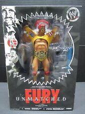 WWE HULK HOGAN FURY UNMATCHED PLATINUM EDITION SERIES NO. 1