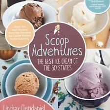 Scoop Adventures Book - The Best Ice Cream of the 50 States