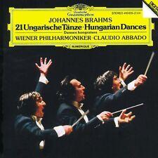 Brahms / Abbado / Wiener Philharmoniker - 21 Hungarian Dances [New Vinyl LP] Ltd