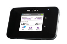Netgear 810s 4G LTE advance CAT11 600Mbps router unlocked with external antenna