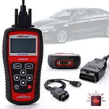 VAUXHALL ZAFIRA OBD2 Professional Car Diagnostic Code Reader Scanner Tool KW808