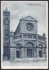 GROSSETO CITTÀ 39 Cartolina viaggiata 1936 Edizione ALTEROCCA TERNI