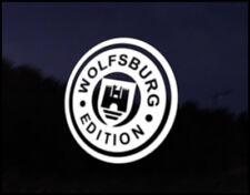 Vw Wolfsburg Edición coche decal sticker Jdm vehículo Bicicleta parachoques Gráfico Funny