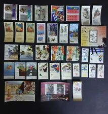 Israel 1997 Complete Year Set Of Stamps Issues 32 Stamps +3 Souvenir Sheets