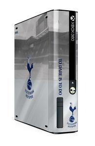 Xbox 360 E GO Console Skin Sticker Tottenham Hotspur Football Club Official New