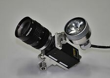 EIA CCD Camera Module & Pentax TV Lens 50mm free ship
