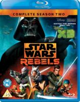 Star Wars Rebels Season 2 Blu-Ray NEW BLU-RAY (BUY0267001)