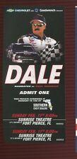 Nascar Collectible Ticket 2006 Dale the Movie Dale Earnhardt Sr.